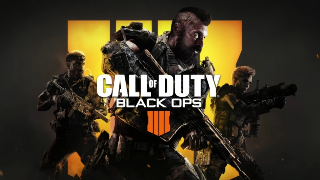 Call of Duty Black Ops 4 Courtesy of Activision