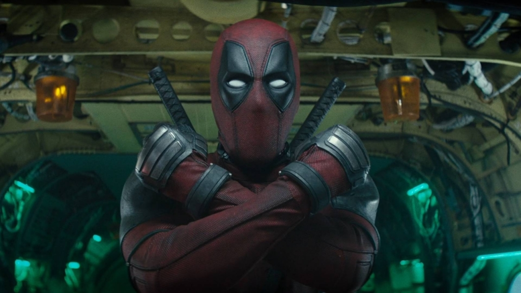 Deadpool 2 Courtesy of 20th Century Fox