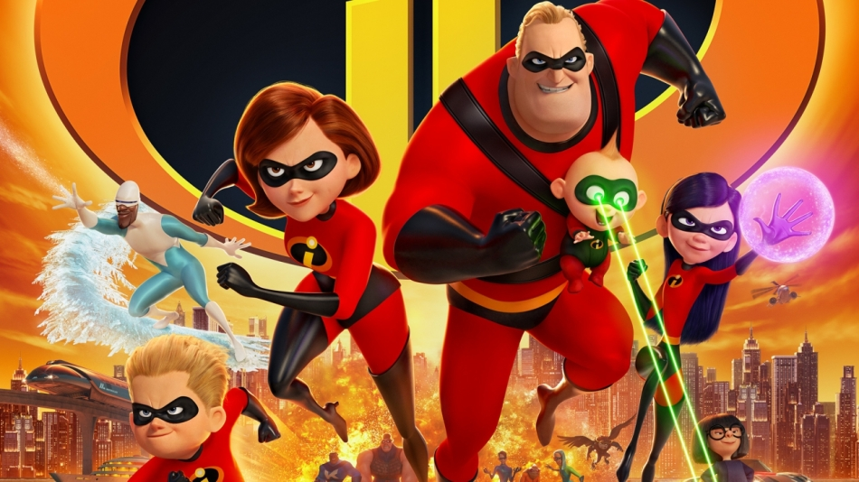 Incredibles 2 Courtesy of Walt Disney Co./Pixar