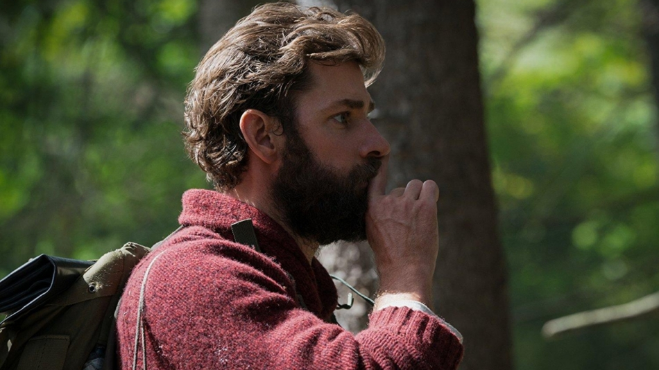 John Krasinski in A Quiet Place Courtesy of Paramount Pictures