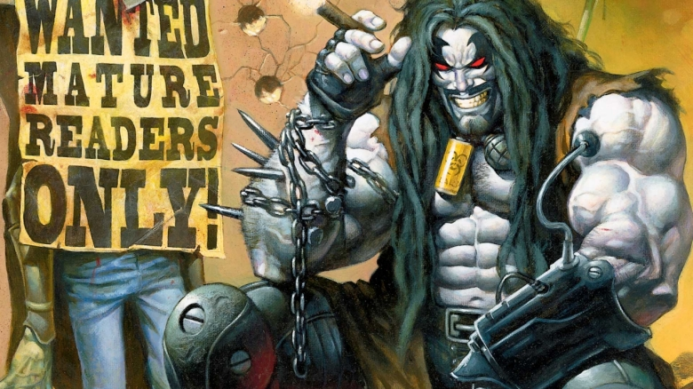 Lobo Courtesy of DC