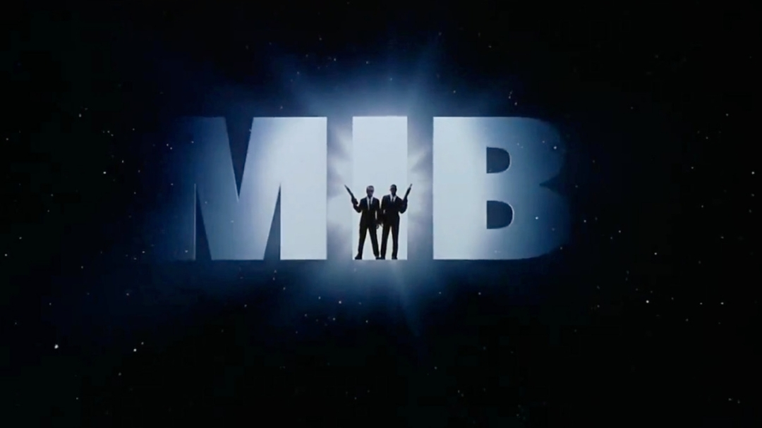 Men in Black Logo Courtesy of Sony Pictures