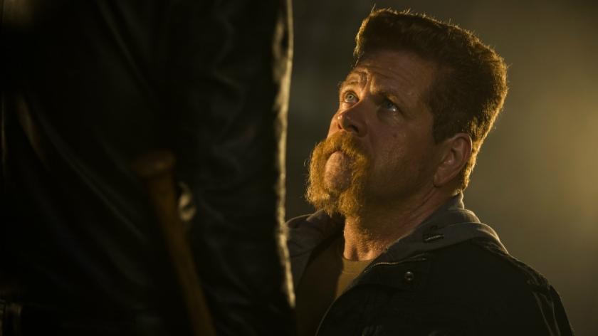 Michael Cudlitz' Abraham Ford on The Walking Dead Courtesy of AMC