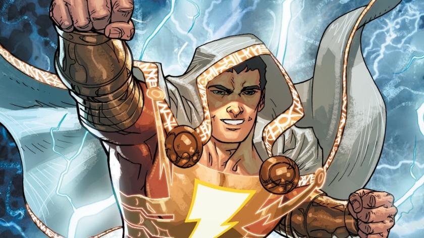 Shazam! Courtesy of DC