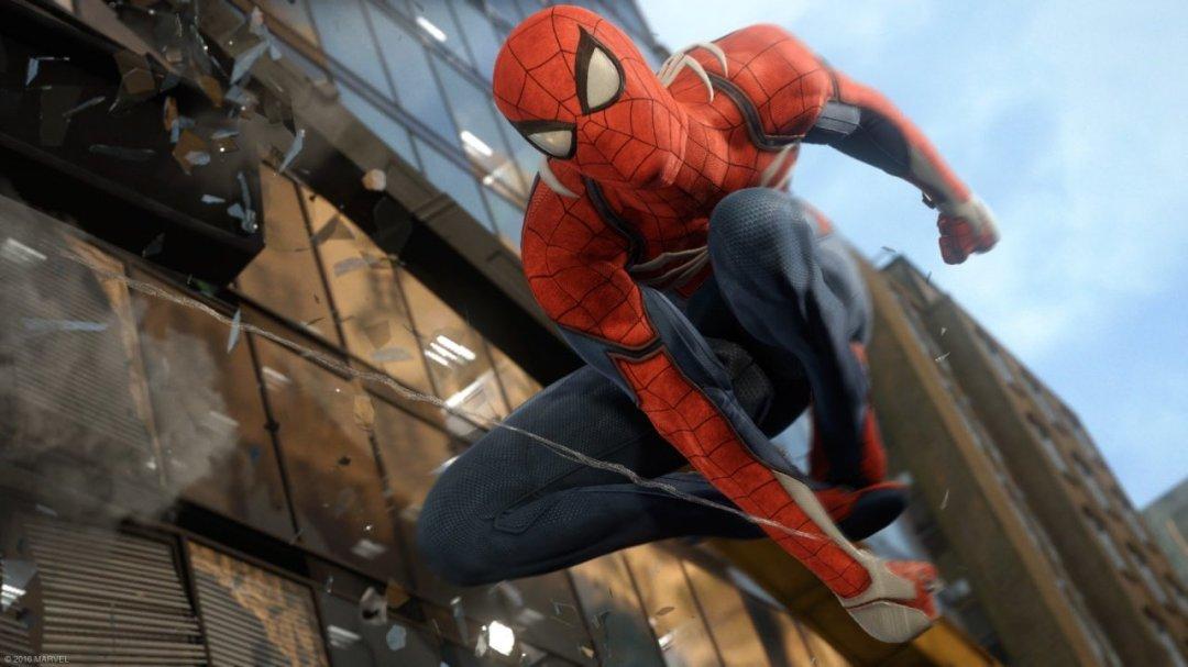 Marvel's Spider-Man Courtesy of Marvel Games and SIE