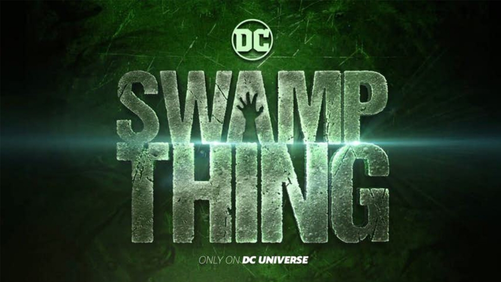 Swamp Thing Logo Courtesy of DC