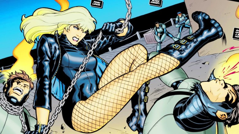 Black Canary Courtesy of DC
