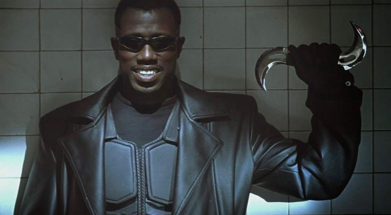 blade smile