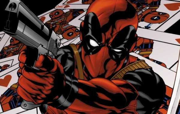 Deadpool Courtesy of Marvel