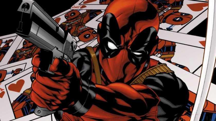 Deadpool Courtesy of Marvel