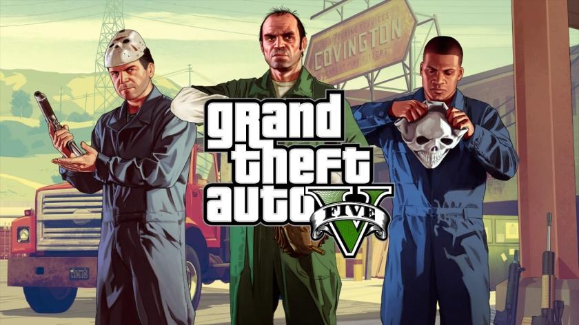 Grand Theft Auto V Courtesy of Take-Two Interactive