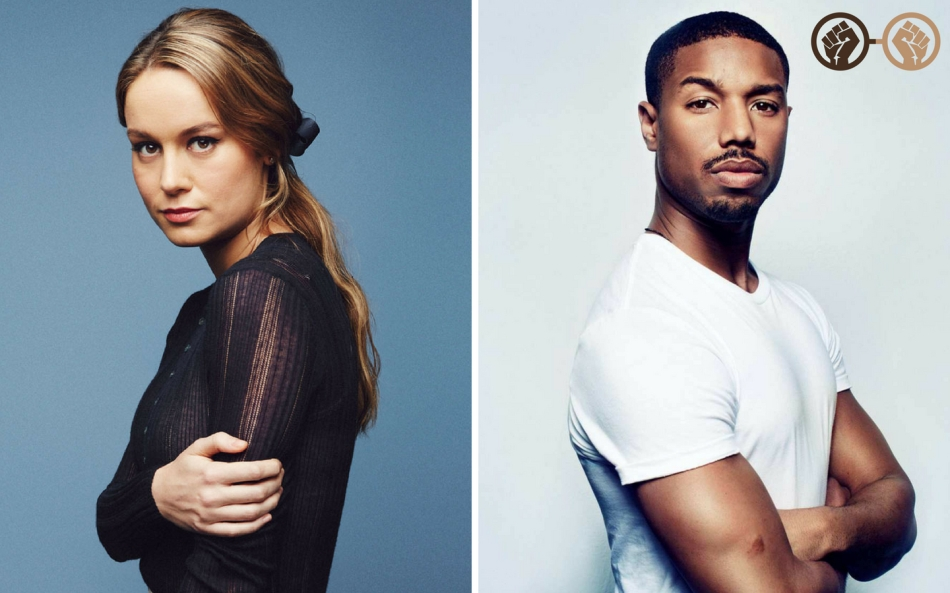 afed5ab6253a7c Brie Larson in Final Negotiations to Star Alongside Michael B. Jordan in  Just  Mercy
