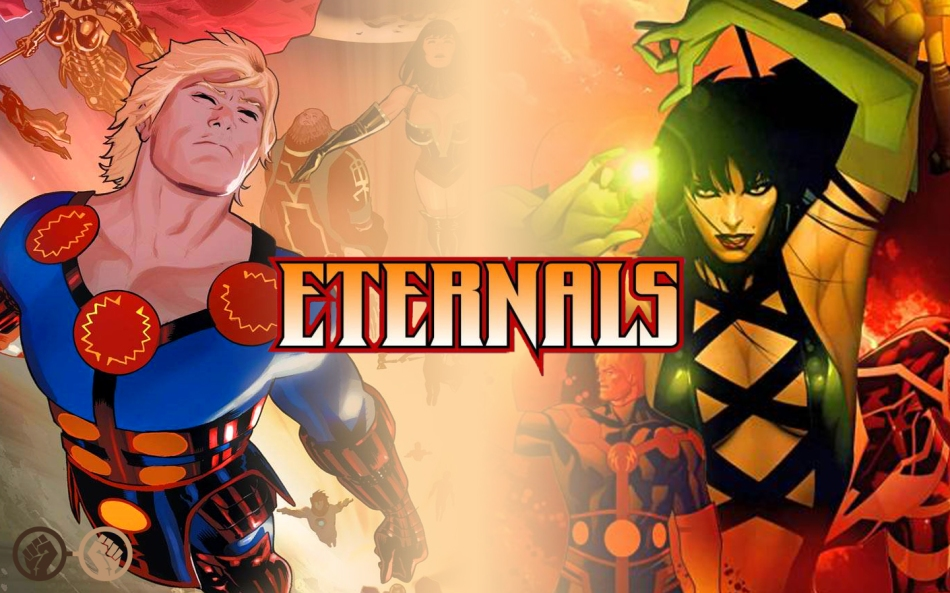 Angelina Jolie To Play Sersi in The Eternals