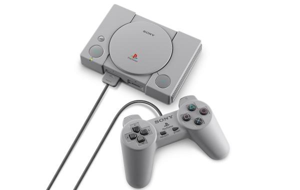 PlayStation Classic Courtesy of Sony