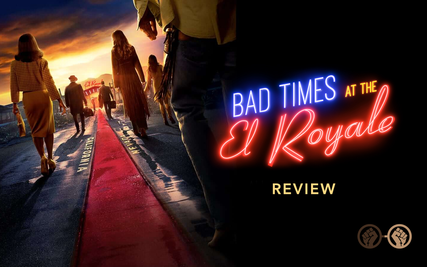 Bad Times At The El Royale Is Entertaining But The Twists