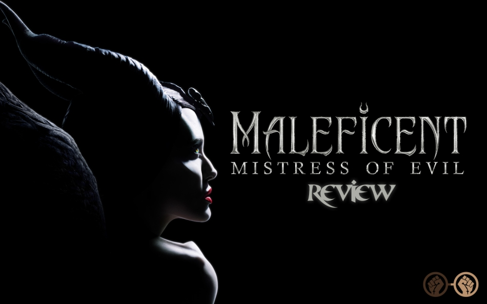 Angelina Jolie And Michelle Pfeiffer Face Off In Maleficent